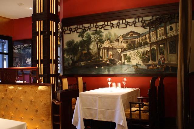 Restaurante tse yang hotel villamagna madrid detalle d by pablo monteagudo flickr - Villamagna hotel madrid ...