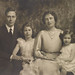 King George VI and Queen Elizabeth with Princesses Elizabth and Margaret