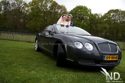 Bentley Continental Convertible proved to be handy | by ND-Photo.nl