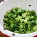 cut broccoli chunks