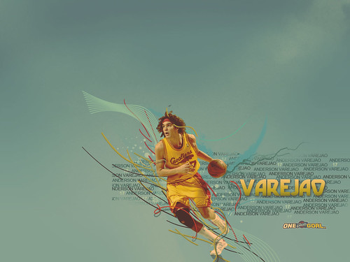2008-2009 Wallpaper Andy Varejao | by Cavs History
