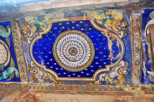 Fresco found at Nandhi Mandapam | by flickrPrince