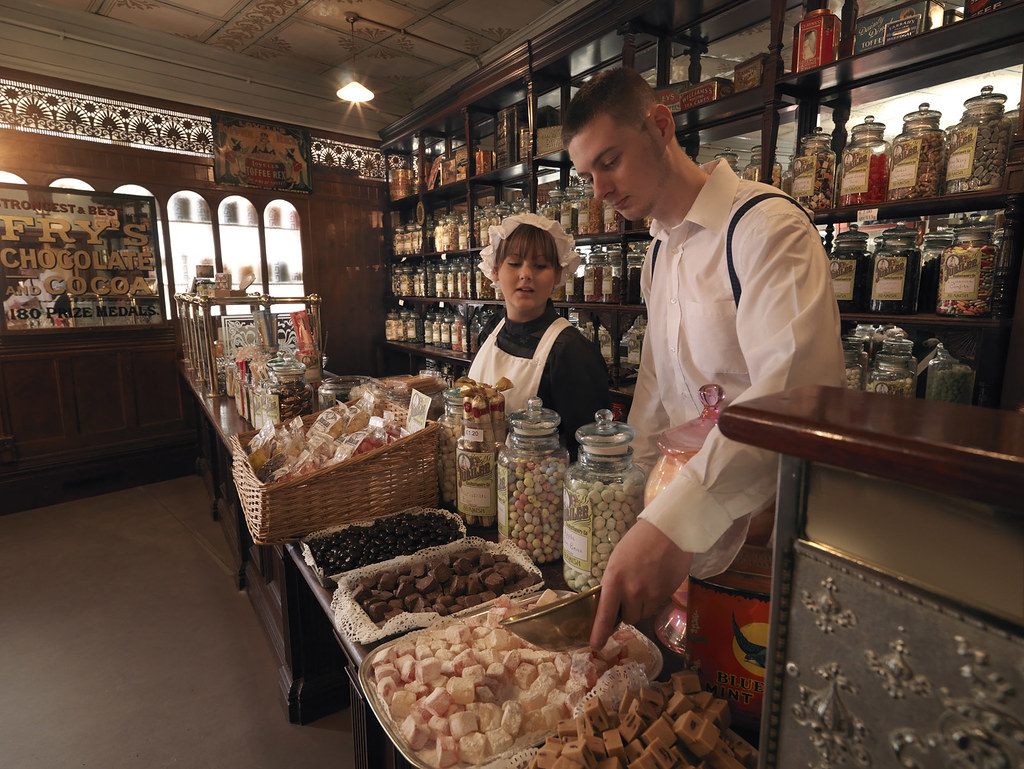 Old Fashioned Sweet Shop Newcastle