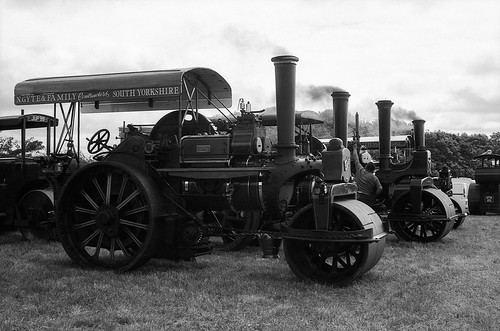 FILM - Sheffield Steam Rally 2017-13 | by fishyfish_arcade