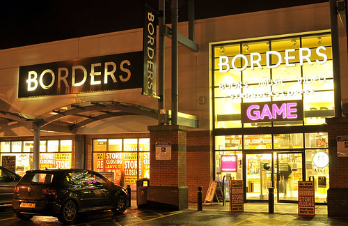 Borders Closing Down Sale Borders Bookstore Closing Down