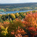 Autumn Foliage on Cape Breton Island