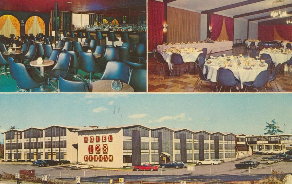 H/Motel 128 - Dedham, Massachusetts
