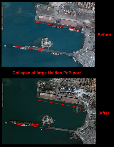 Haiti 2010 earthquake: collapse of port complex | by nikaboyce