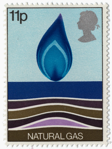 natural gas postage stamp | by maraid