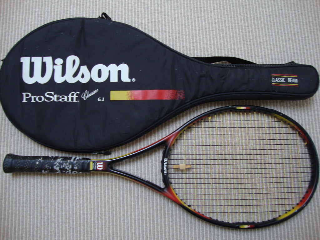 Racchetta da tennis Six.One Team 95 | Wilson Sporting Goods