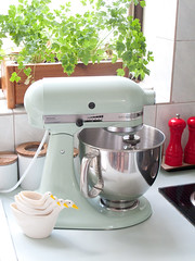 kitchenaid | by birds & trees