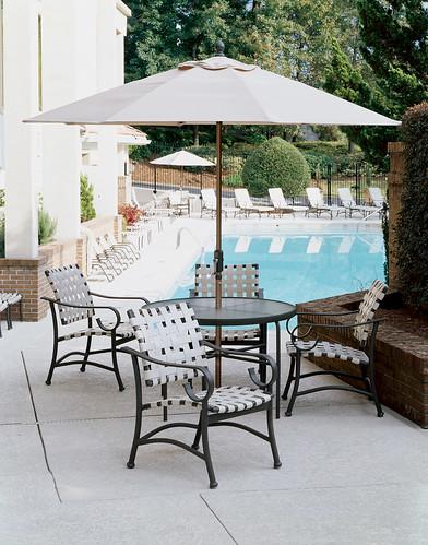 Winston outdoor furniture camden crossweave www for Winston patio furniture
