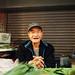 The oldest market vendor in Danshui