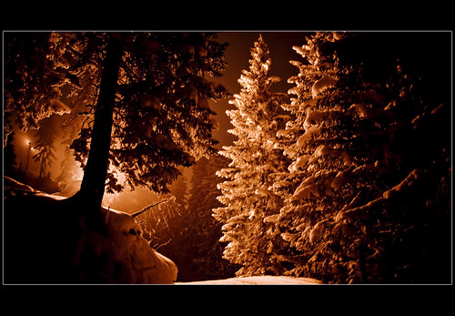 Nightsledging | by johnr71