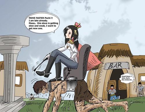 3d comic world of neverquest episode 3 3