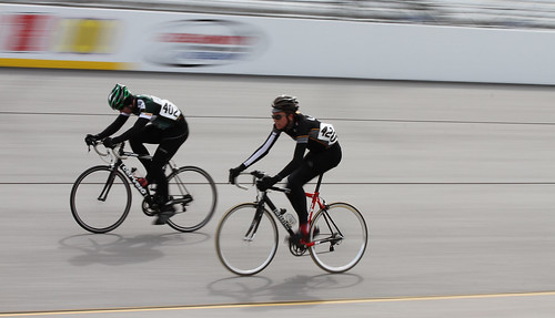 Bike Race at Richmond International Raceway | by MoHotta18