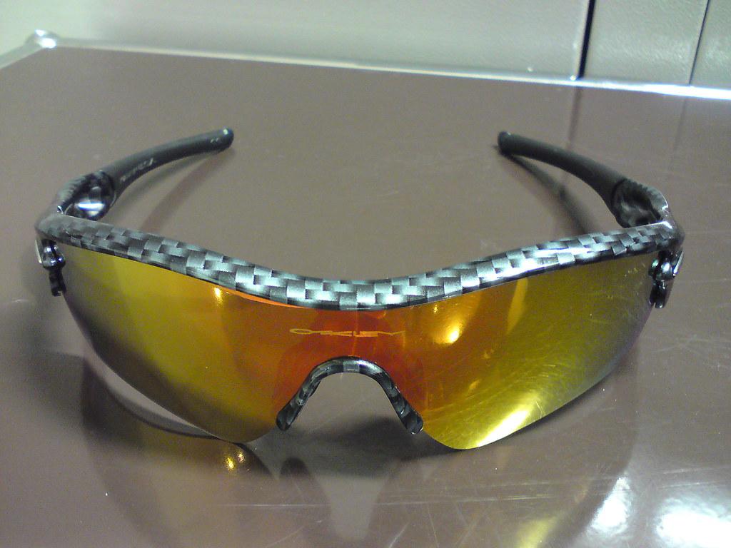 Carbon Fiber Oakley