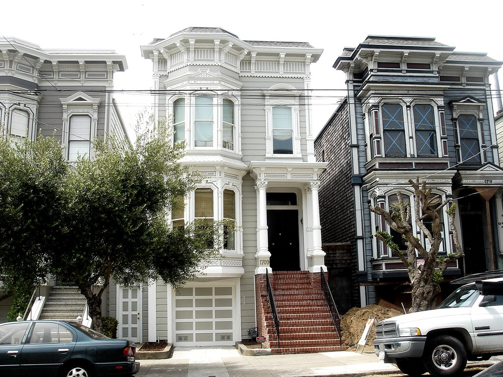 Full house the infamous house from full house the for Fully house