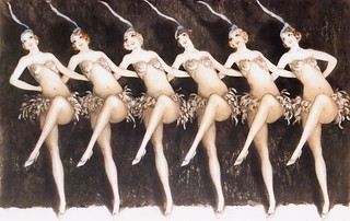 "Louis Icart, ""Follies"" 