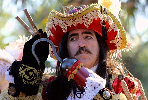 Captain Hook | by PelicanPete