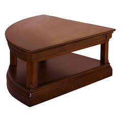 essential home chateau de vin lift top wedge coffee table | flickr