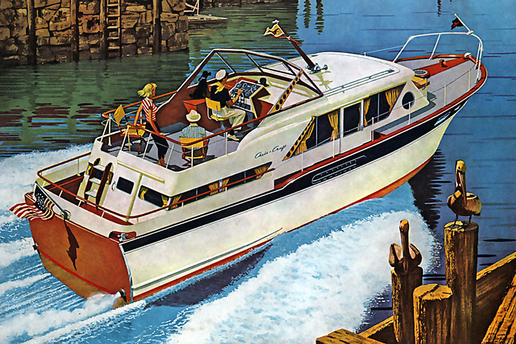Chris Craft Catalina  For Sale
