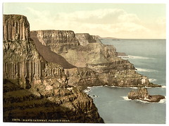 [Pleaskin Head, Giant's Causeway. County Antrim, Ireland] (LOC) | by The Library of Congress