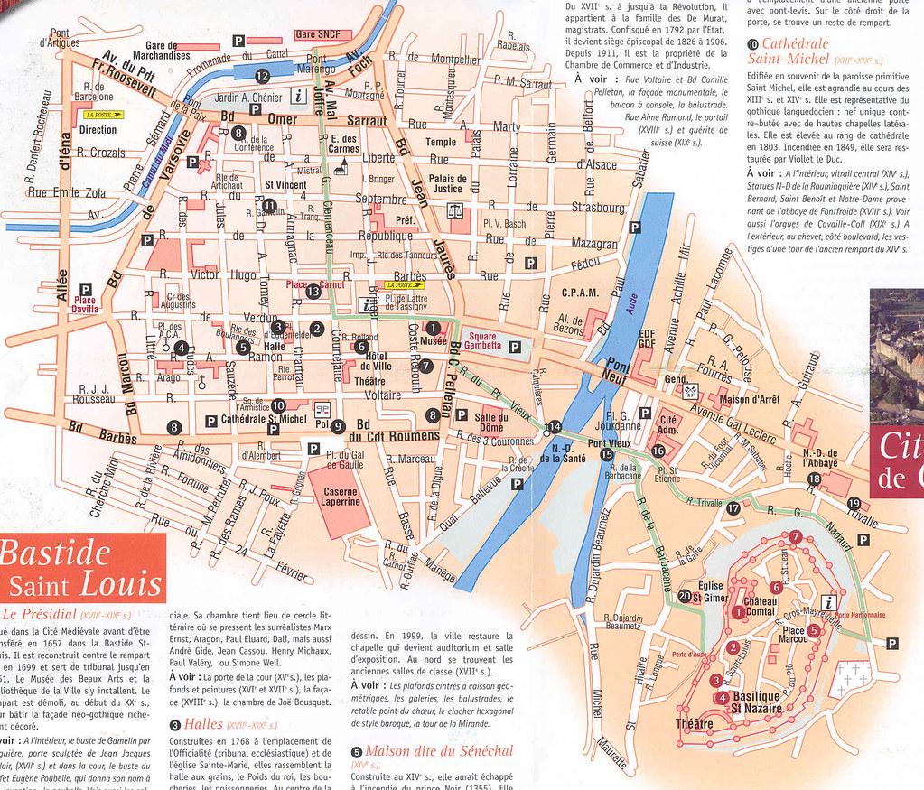 carcassonne mapa mapa carcassonne | David Samuel Santos | Flickr carcassonne mapa