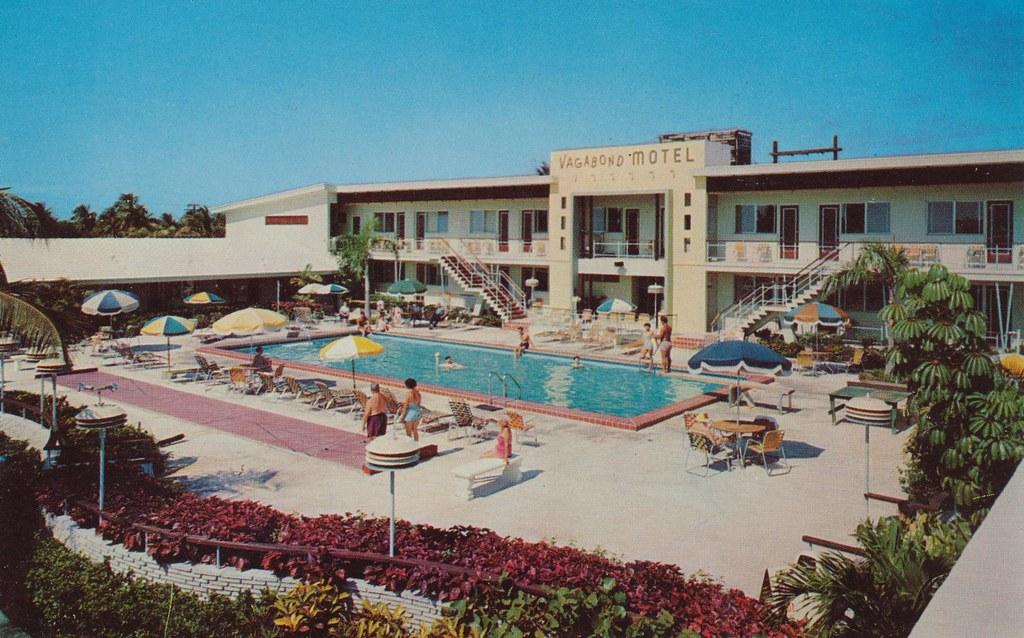 vagabond motel miami florida 7301 biscayne boulevard. Black Bedroom Furniture Sets. Home Design Ideas