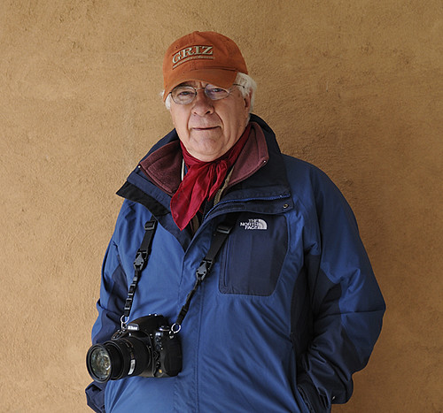 photographer william albert allard in santa fe by diana robinson