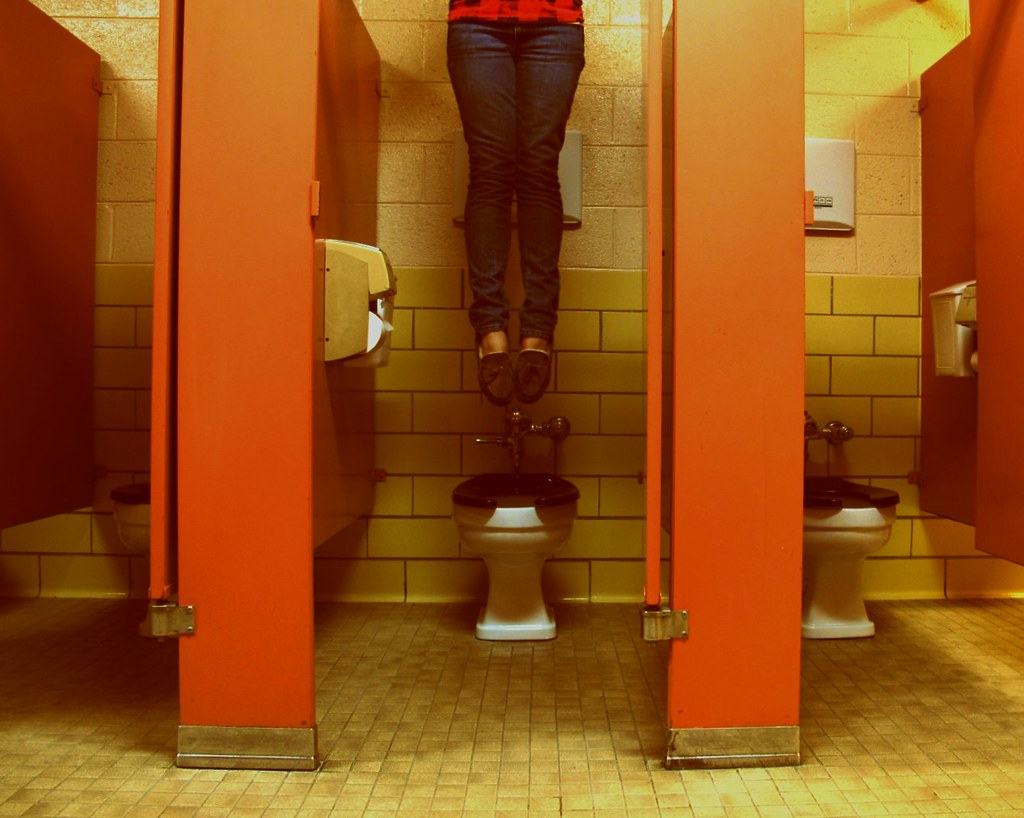 school bathroom stalls. 267;365 - Bench Monday, School Bathroom Edition. | By Kaylee Kay. Stalls
