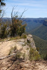 Baltzer Lookout, Blue Mountains | by Guidje