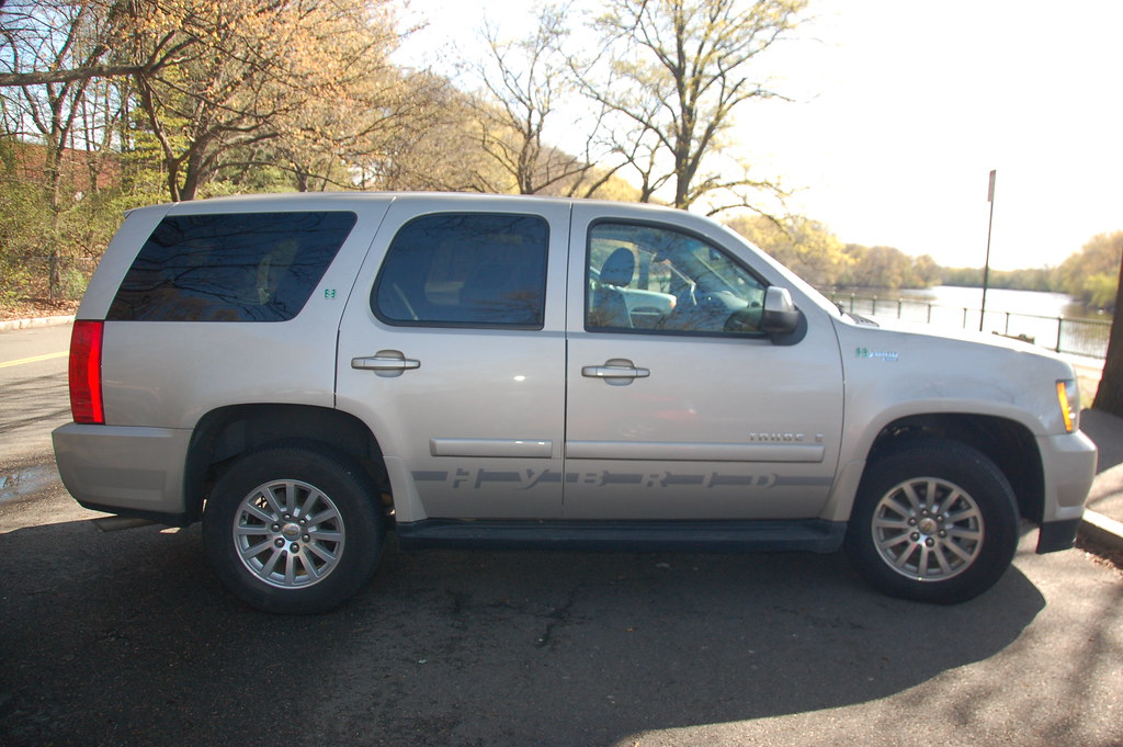 hybrid chevy tahoe suv friend or foe i was getting ready flickr. Black Bedroom Furniture Sets. Home Design Ideas