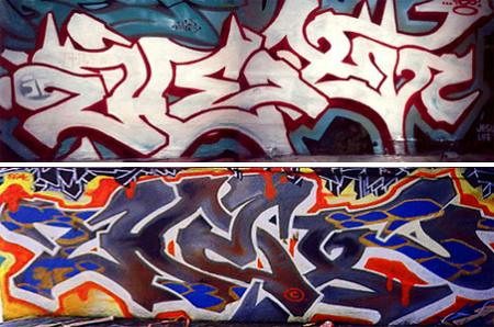 HEX TGO LOS ANGELES SIMPLE WILDSTYLE