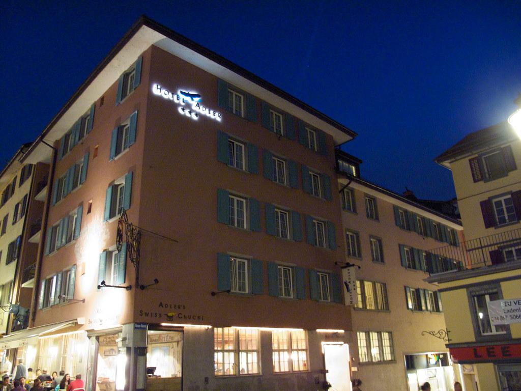 Hotel Adler In Munchen