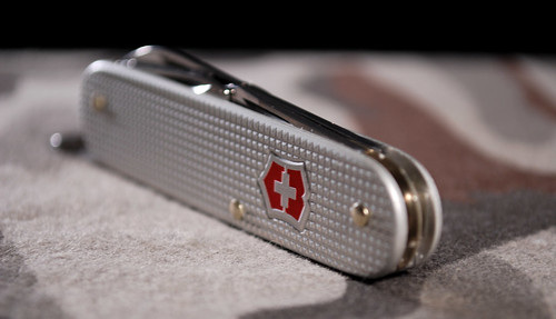 Swiss Army Knife Cadet 1 | by Quality & Style