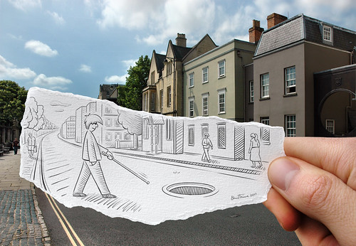 Pencil Vs Camera - 18 | by Ben Heine