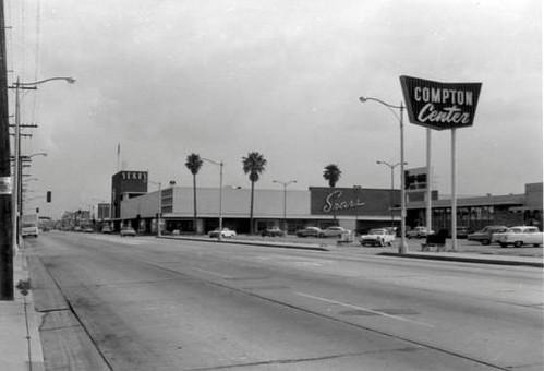 Sears Compton Ca California Son Flickr