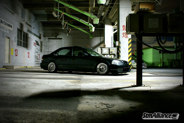 Civic Classic Sedan Black Olx: EK Civic Sedan On CCW Classic