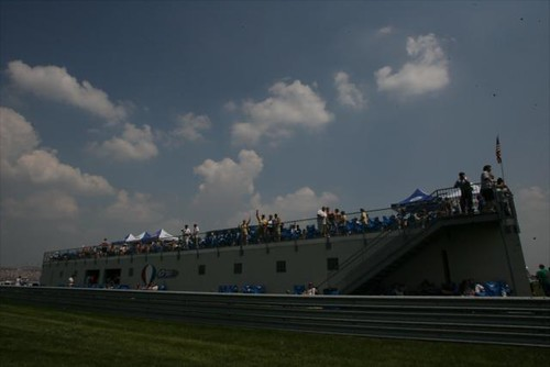 Miller lite party deck party scene at the indy 500 flickr for Indianapolis motor speedway com