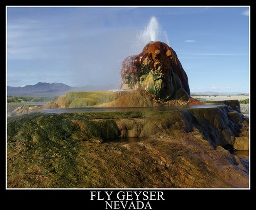 Fly Geyser Nevada  One Of Nevada39s Great Hidden Secrets