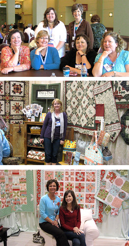 Spring Quilt Market 2010 Minneapolis, MN | by Happy Zombie