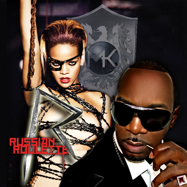Russian Rouglette My Version Rihanna 45