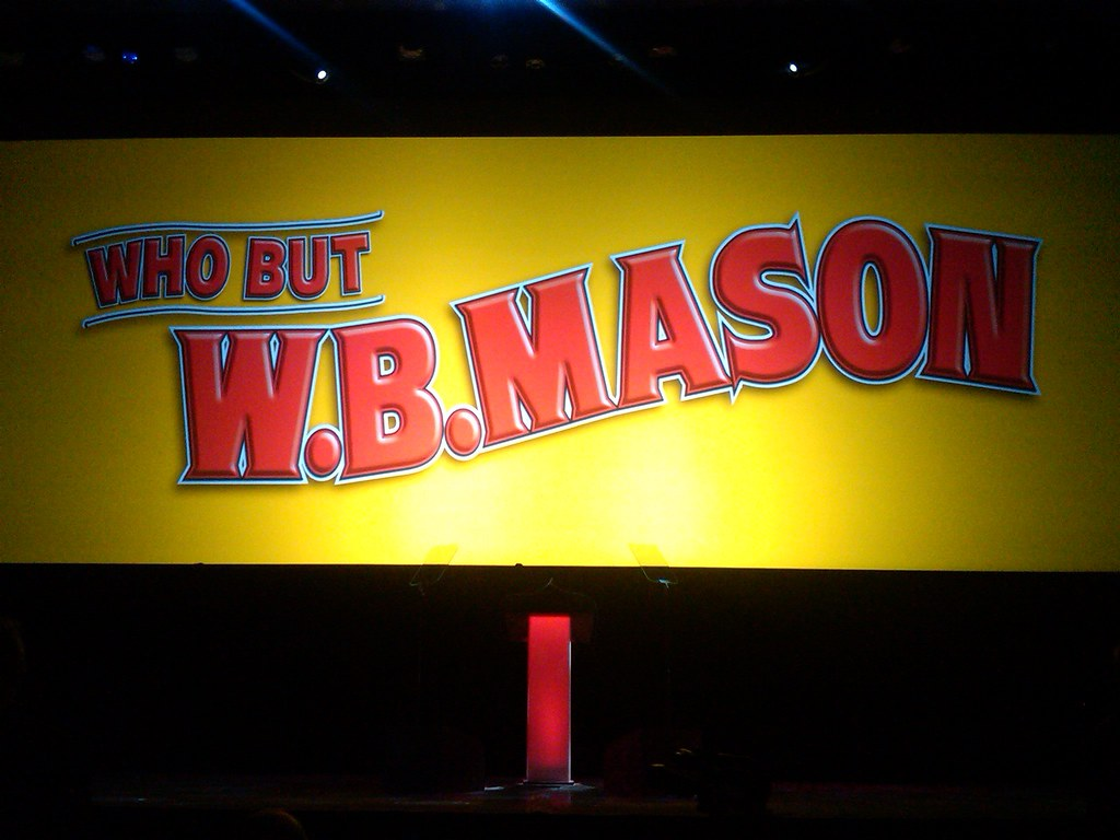 Wb Mason 10 10 1 Who Could It Be But Hon And W B