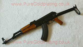 AK-47 Assault Rifle h | by PureGoldPlating