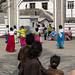 May 1 celebration in a village near Wonsan - North Korea