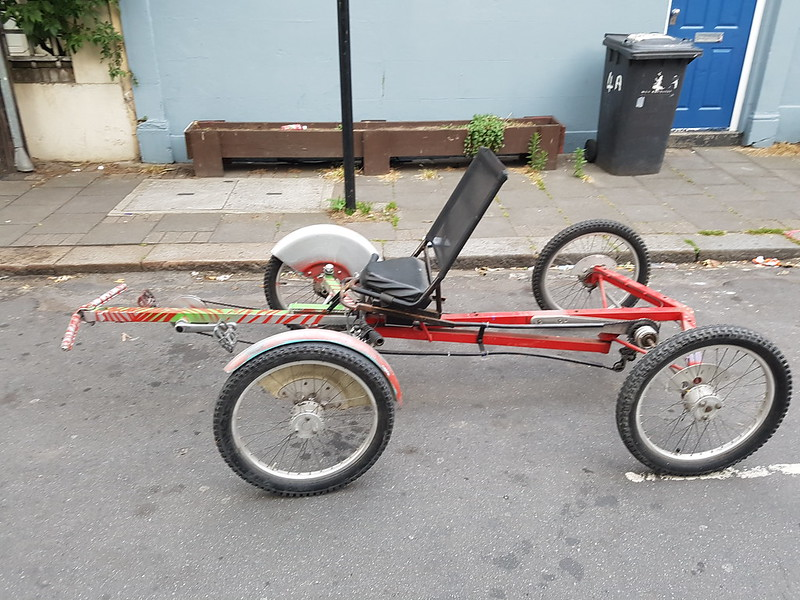 Brox Quadricycle For Sale Soon