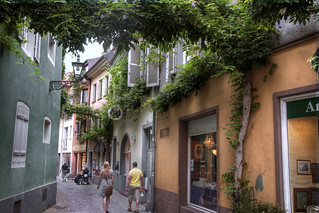 Streets of Freiburg/Germany | by Werner Kunz