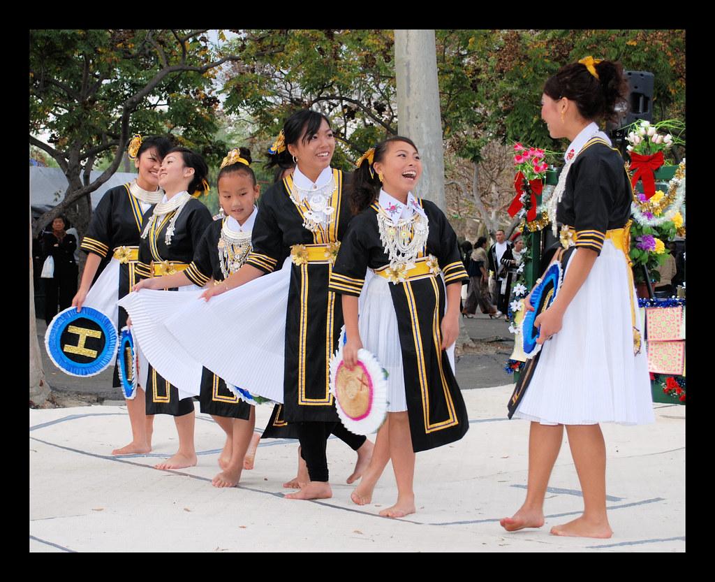 Long Beach Hmong New Year