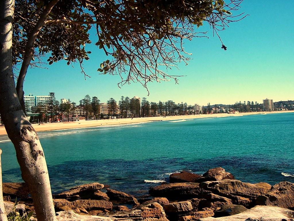 Manly Beach Sydney Australia By Thomas Depenbusch Depi